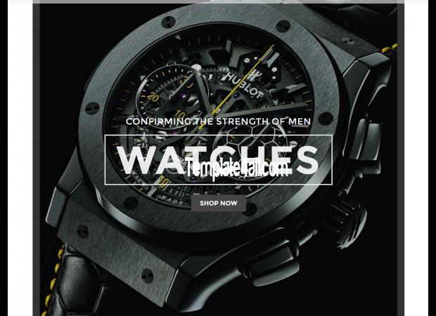 NT Free Watches Online Shop Wordpress Theme
