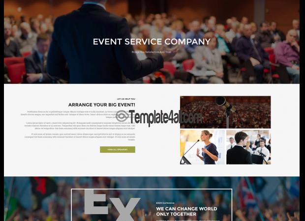 NT Responsive Free Workshop Event WordPress Theme
