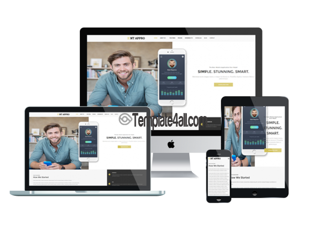 NT Appro Premium Product Presentation WordPress Theme